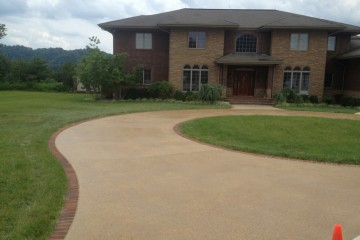 turn-around-driveway-stained-polished-concrete-Atlanta-GA-3
