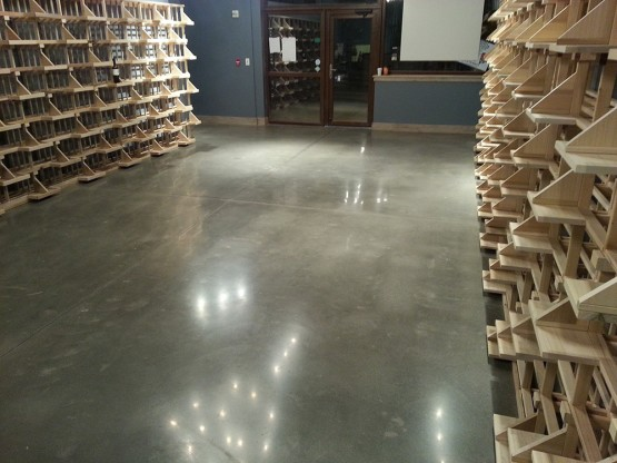 wine-cellar-polished-concrete-floor-Atlanta-GA1