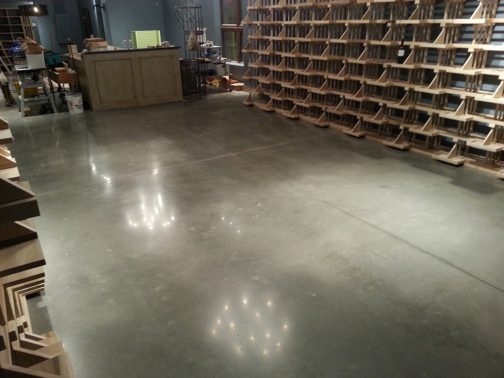 wine-cellar-polished-concrete-floor-Atlanta-GA4