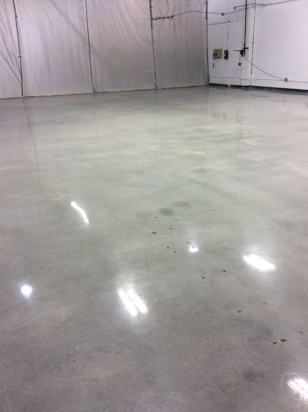 Concrete floor polishing in doraville ga factory for Georgia floor