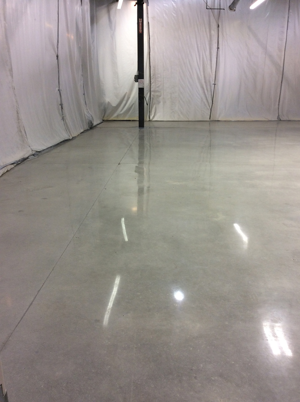 Concrete Floor Polishing In Doraville Ga Factory