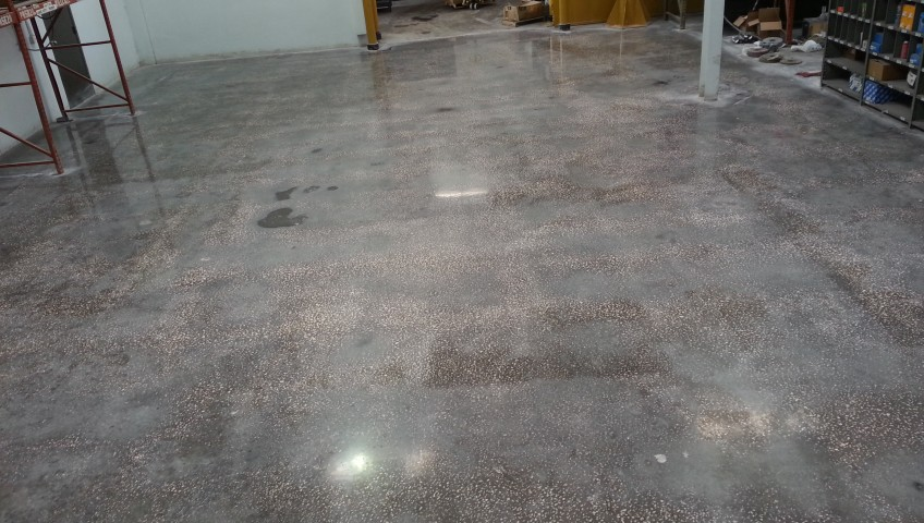 Concrete floor resurfacing archives flawless grind for How to shine cement floor