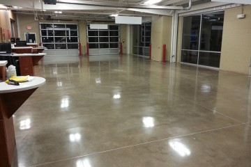 Polished Concrete Atlanta Ga Flawless Grind Amp Polish