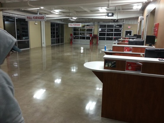 Car-Service-Center-Polished-Concrete-Floor-Atlanta-GA-4