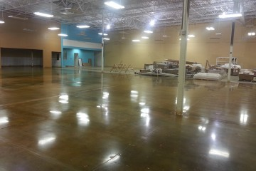 Polished Concrete Atlanta GA - Flawless Grind & Polish Flooring