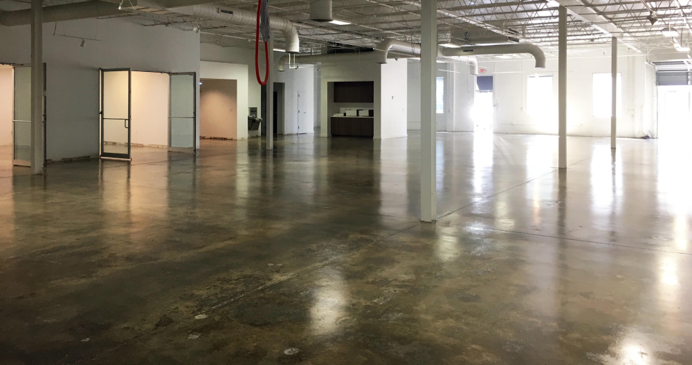 Paint Removal Grind And Seal In Atlanta Midtown